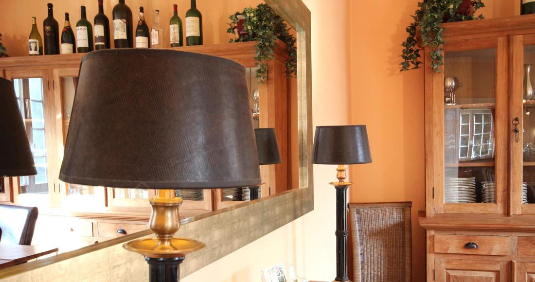Eetkamer Lamp Design : The old rectory villaluxe